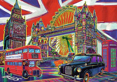 Farben von London