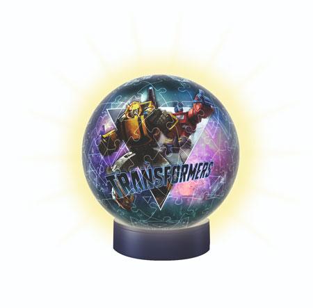 Puzzleball Nachtlicht Transformers