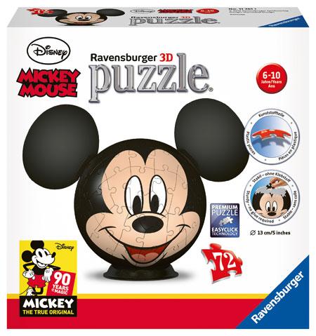 3D Puzzleball - Mickey Maus