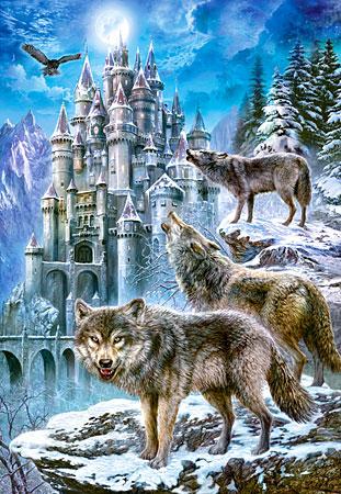 Wölfe und Schlösser