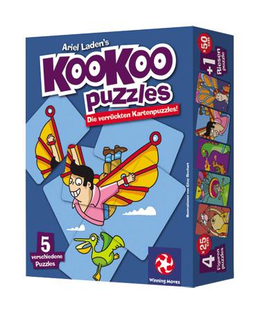 Kookoo Puzzle - Flugspass