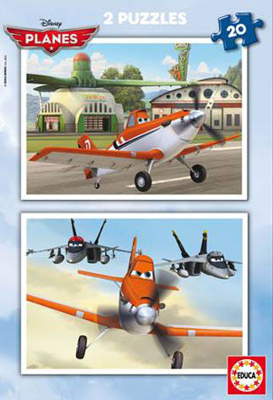 Planes in Formation (2 in 1)