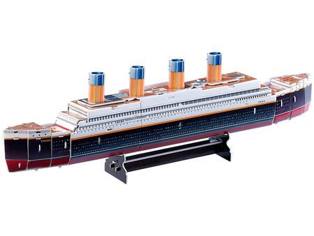 3D-Puzzle Titanic