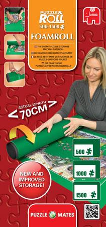 Puzzlematte Puzzle & Rolle 1500 Teile