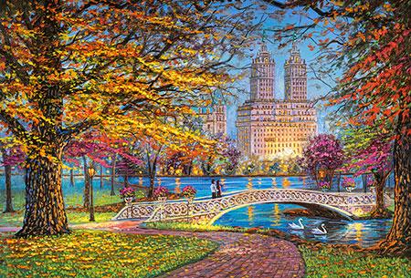 Herbstspaziergang im Central Park