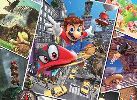 Super Mario Odyssey - Impressionen