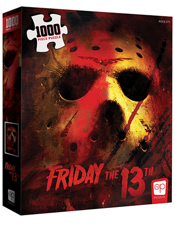 Puzzle Friday the 13th