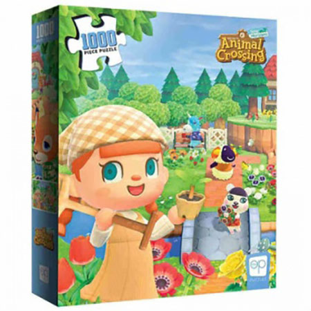 Puzzle Animal Crossing - New Horizons