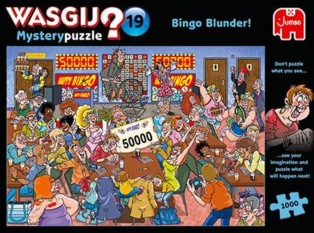 Wasgij Mystery 19 - Bingo-Betrug!