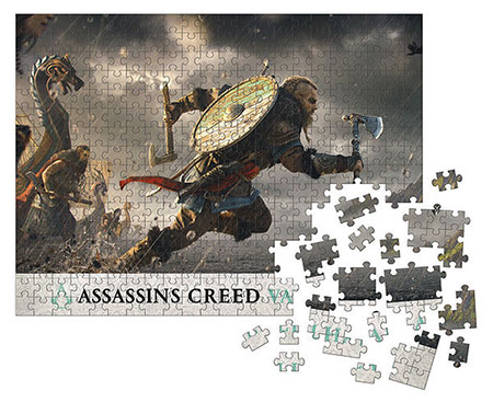 Assassin´s Creed Valhalla: Fortress Assault Puzzle