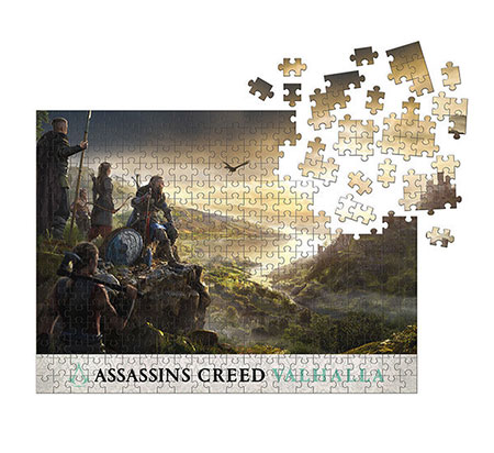 Assassin´s Creed Valhalla: Raid Planning