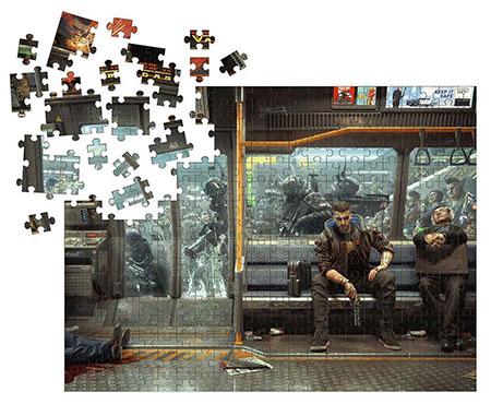 Cyberpunk 2077: Metro Life