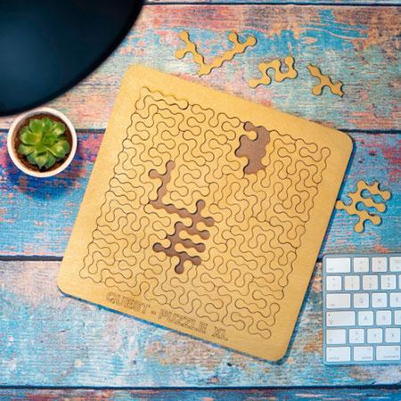 XL Quest Puzzle - 62 Teile für Puzzleprofis und alle, die es werden wollen
