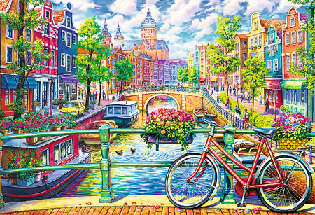 DerAmsterdam-Kanal