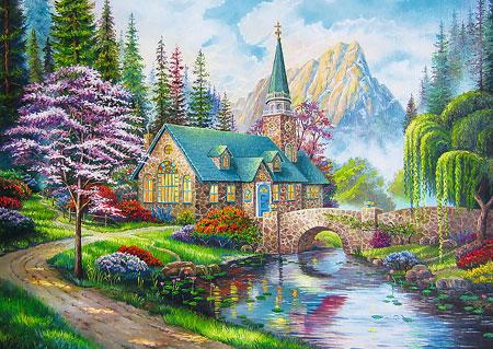 Die Waldkirche