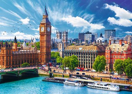 Sonniges London