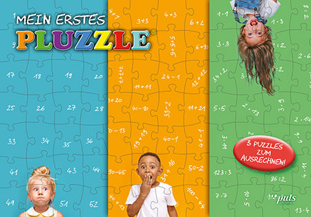Mathe Puzzle - mein erstes Puzzle