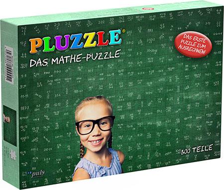 Pluzzle - Mathe Puzzle