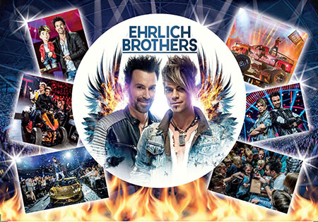 Ehrlich Brothers - Collage