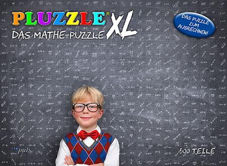Pluzzle XL - Riesiges Mathe Puzzle