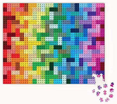 LEGO® Rainbow Bricks