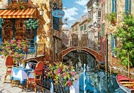 Genießen in Venedig