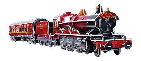 3D - Puzzle Historischer Zug