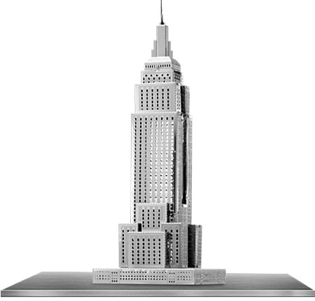 Metal Earth: Iconx - Empire State Building