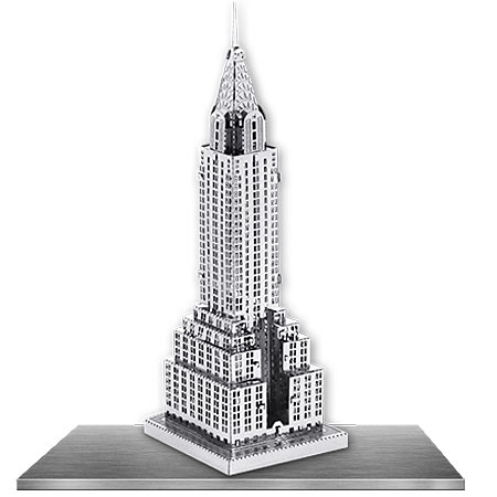 metal-earth-chrysler-building