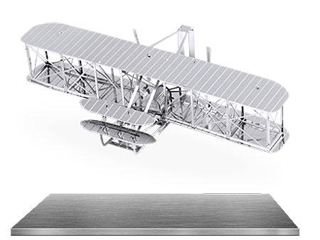 Metal Earth - Gebrüder Wright Flugzeug