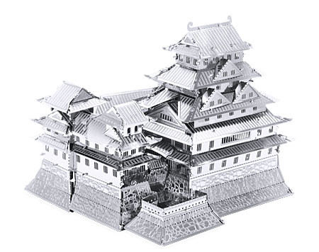 Metal Earth - Burg von Himeji
