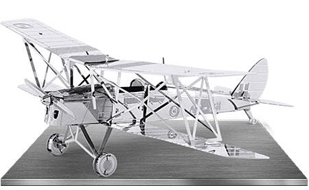 Metal Earth - DH82 Tiger Moth