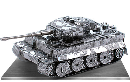 Puzzle Metal Earth - Tiger I Panzer