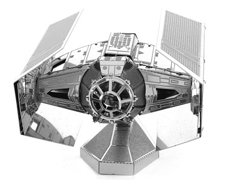 metal-earth-star-wars-darth-vader-tie-fighter