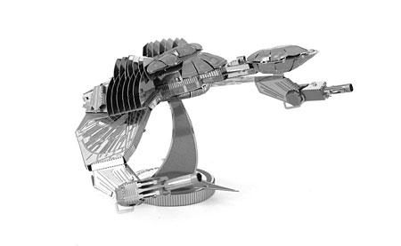 metal-earth-star-trek-klingonischer-bird-of-prey