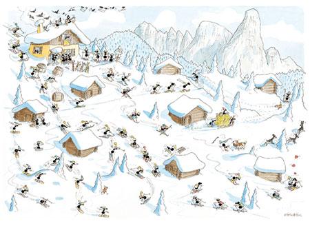 Wintersportarten