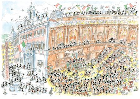 parlament-italien-