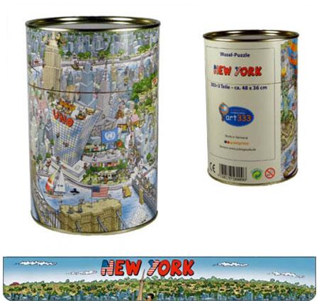 New York in der Dose