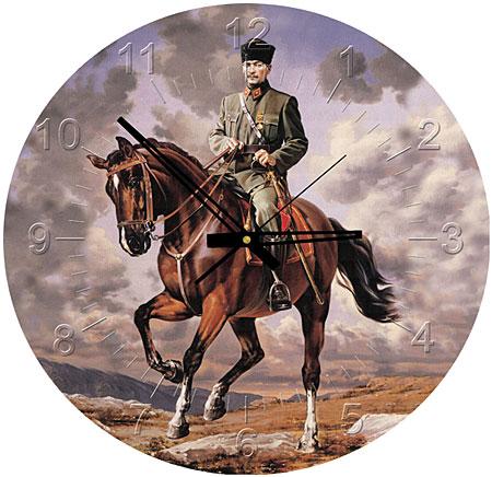 Puzzleuhr - Ghazi Mustafa Kemal Atatürk