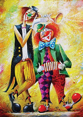 Lustige Clowns Spiel Lustige Clowns Kaufen