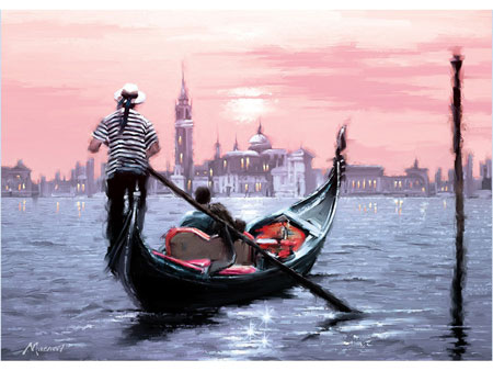 Venedig im Morgenglanz