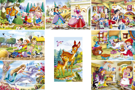 märchen puzzle
