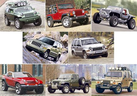jeep, 7.99 EUR @ puzzle
