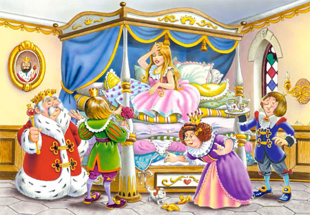 рисунок по сказке андерсена снежная королева