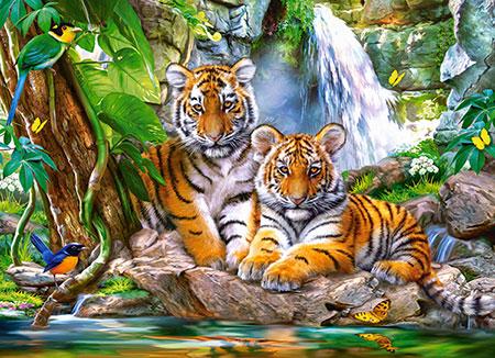 tiger-vor-dem-wasserfall