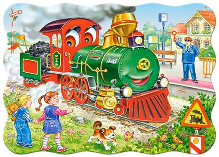 grune-lokomotive