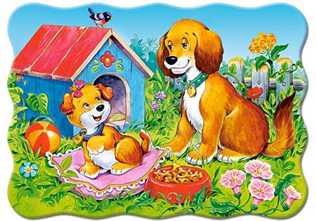 hunde-vor-der-hundehutte