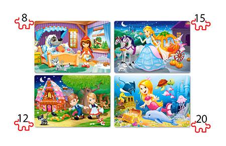 Bezaubernde Märchenfiguren