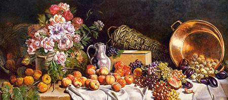 stillleben-aus-blumen-und-fruchten