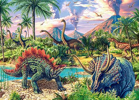 dinosaurier-vor-dem-vulkan